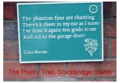 Celia Warren Trail